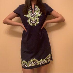 Francesca's Embellished Dress Size Small